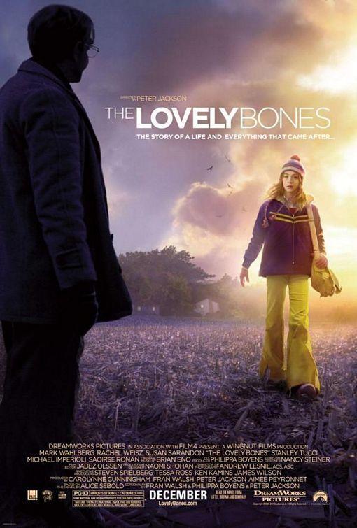 'The Lovely Bones', carteles