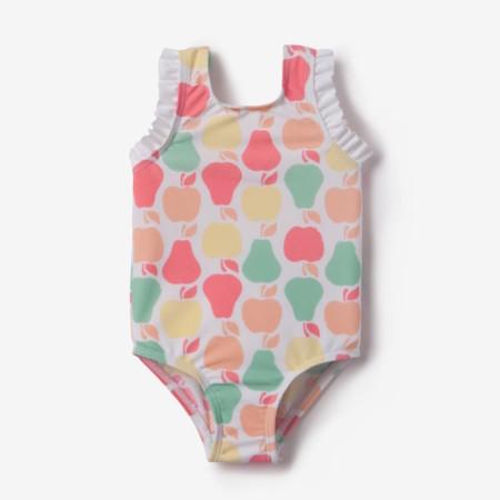 Bañador Frutas Bebé