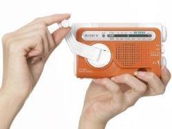 Sony ICF-B01, la radio multifunción de Sony