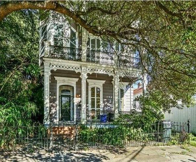 Se vende casa victoriana en Nueva Orleans, pero no practican el Home Staging