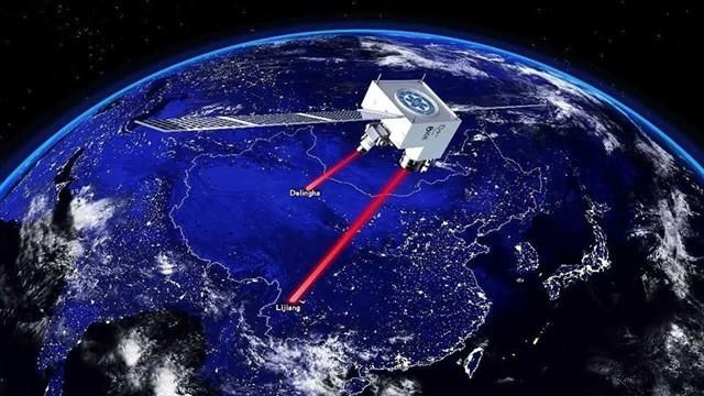 Primera transmisión por entrelazamiento cuántico desde fuera de la Tierra