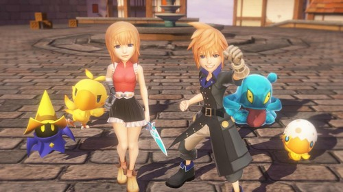 Jugamos a World of Final Fantasy y es puro amor y diversión con grandes guiños a la saga