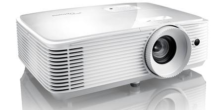 El nuevo proyector HD29H de Optoma  llega pensando en los más jugones con 120 Hz y un tiempo de respuesta de solo 8,4 ms