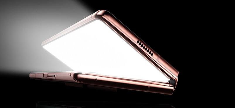 Samsung avisa el 'Unpacked Parte 2: Galaxy™ Z Fold 2': el mas reciente plegable será administrativo la semana que viene