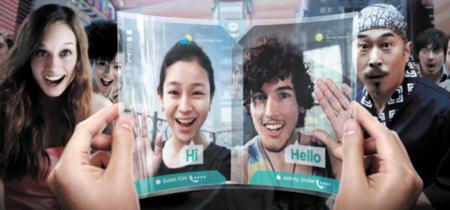 Samsung empezará a fabricar AMOLED flexibles este trimestre