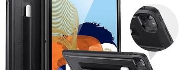 Otra funda apunta a un iPad Pro 2021 inminente, mostrando menos agujeros para el altavoz