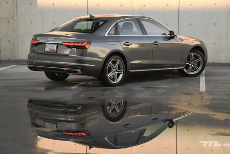 Audi A4 2021 Opiniones Prueba Mexico 8