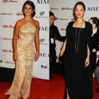 La premiere de Nine en Roma: Penélope y Marion siguen luciendo