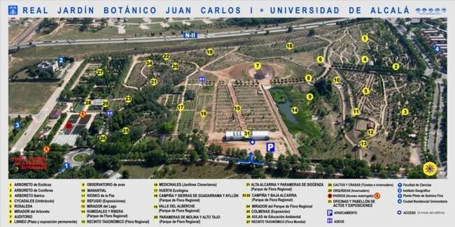 Real Jardín Botánico de Alcalá