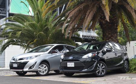 Toyota Prius C vs. Yaris Hatchback y similares: ¿Cuál cuesta menos luego de 100 km... o 5 años?