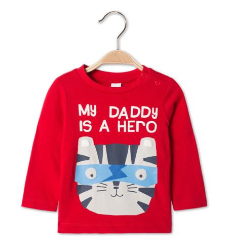 Camiseta Gato Bebe