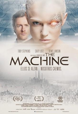 'The Machine', tráiler y cartel