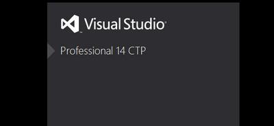 Primer contacto Visual Studio 14