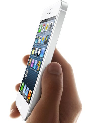 iPhone 5S, los primeros rumores salen a la luz