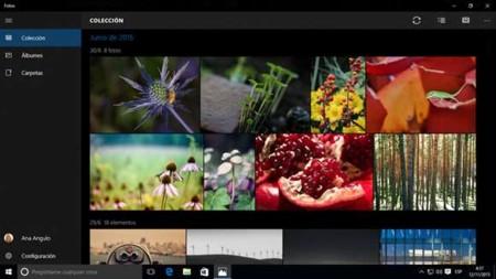 La última actualización de Fotos de Windows 10 acaba con la opción de imprimir imágenes