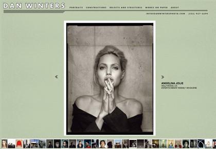 Dan Winters, retratos con sensibilidad
