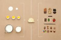 La anatomía del helado en una original infografía