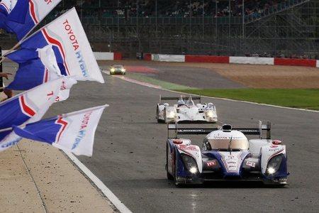 Primer podium para el Toyota TS030 Hybrid en las 6 Horas de Silverstone