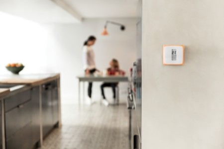 Netatmo en Pared