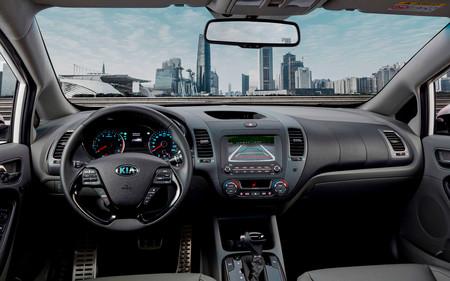 Kia Forte Sedan 2018 Interior
