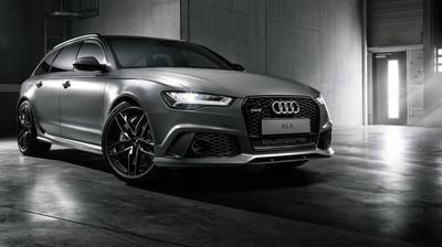 Un Audi RS 6 Avant único, por Audi Exclusive