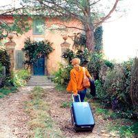 La casa de Bajo el sol de la Toscana está disponible para alquilar y es la clase de escapada ideal con la que soñamos cada verano