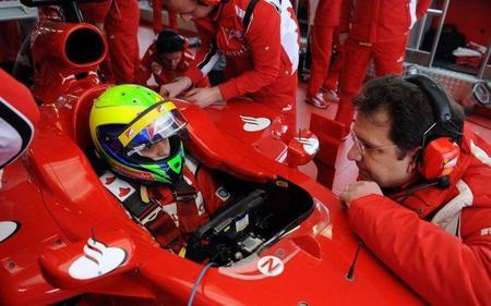 GP de India F1 2011: segundos libres con Felipe Massa liderando la tabla
