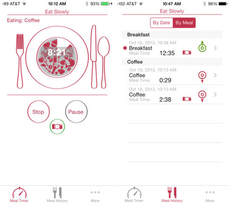 App para dieta personalizada