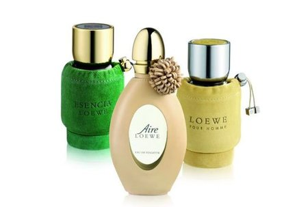 Eternamente Loewe, tres ediciones limitadas de Perfumes Loewe honoran el savoir-faire de la casa
