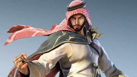 Revelado nuevo peleador de Tekken 7: Shaheen
