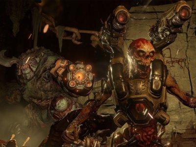Doom luce fantástico con los nuevos gráficos Vulkan, Nvidia nos lo enseña en vídeo