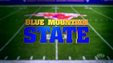 'Blue Mountain State', surrealismo universitario hormonado