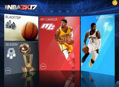 La nueva temporada de baloncesto llega a los móviles con NBA 2K17