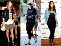 Continúa la moda de los zapatos oxford