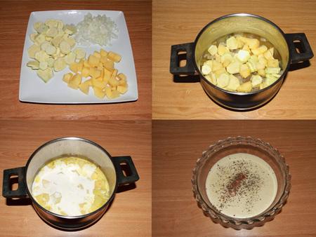 crema fr a de calabacines con nata para cocinar sin