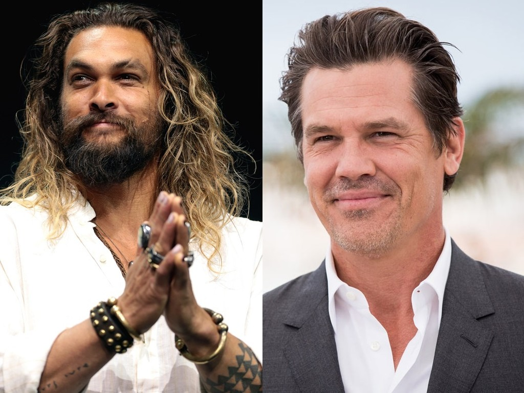 Jason Momoa and Josh Brolin extend the repartazo of the new version of