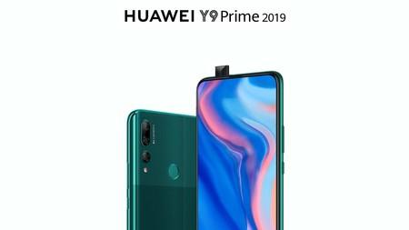 Y9 Prime (2019): el primer smartphone con cámara pop-up de Huawei para México estaría en camino