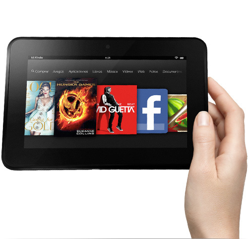 Foto de Kindle Fire HD 7 (4/6)