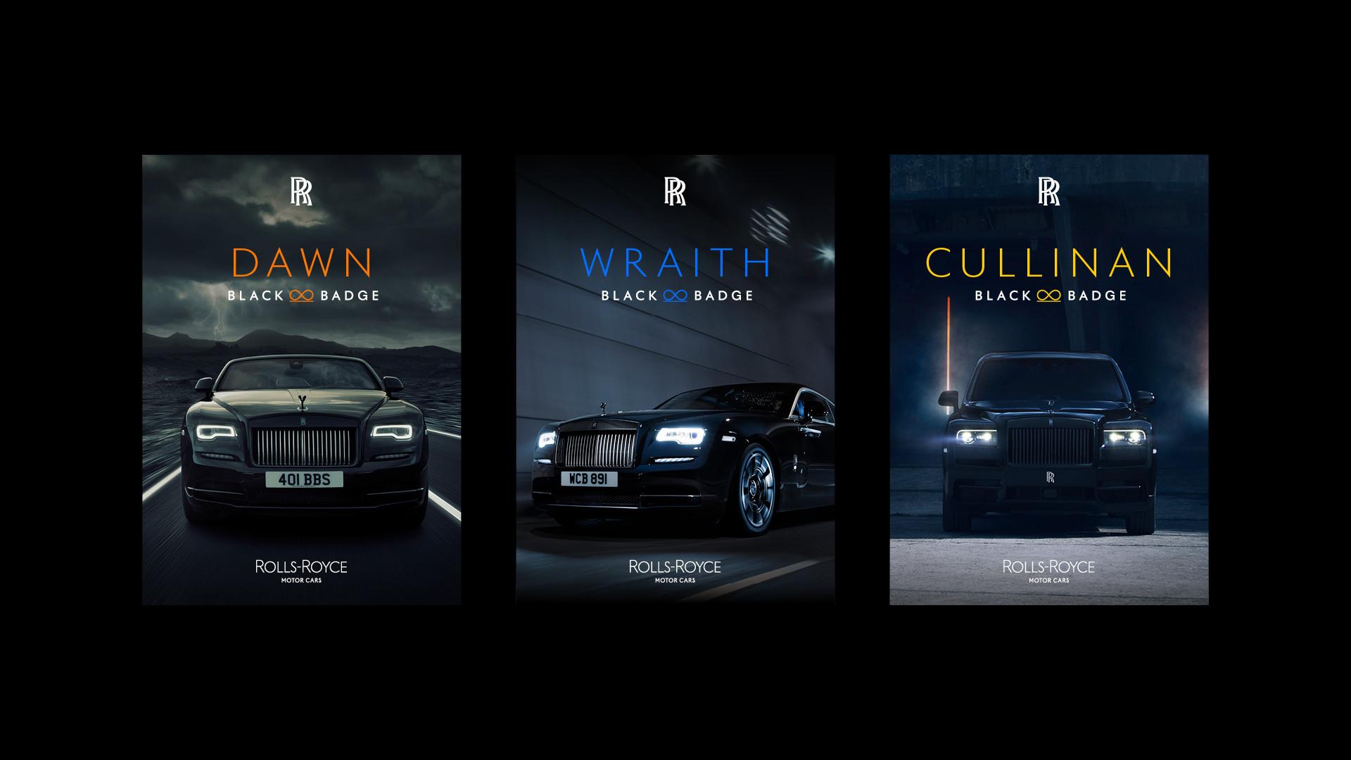 Foto de Nuevo logotipo Rolls-Royce (8/17)