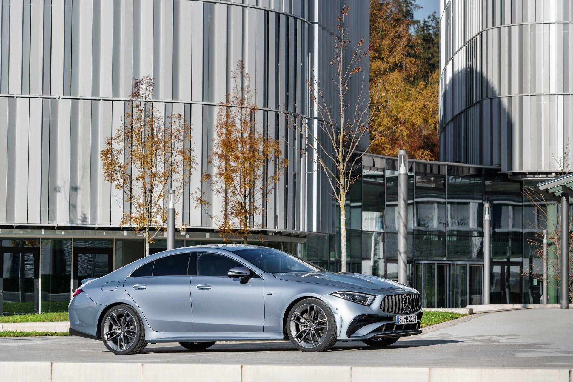 Foto de Mercedes-Benz CLS 2022 (55/63)