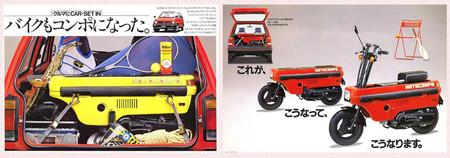 Honda Motocompo 1