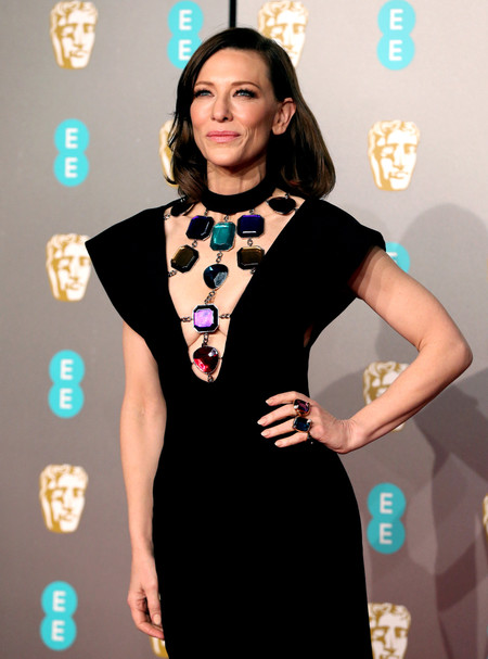 Cate Blanchett Bafta 2019