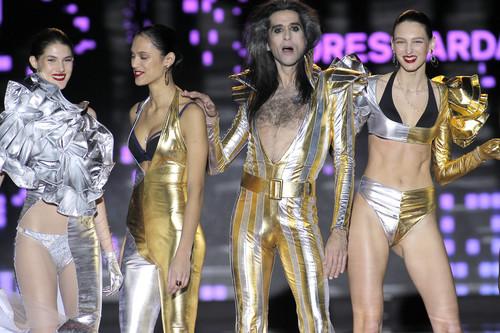 Así ha sido la segunda jornada de Mercedes-Benz Fashion Week Madrid 2018