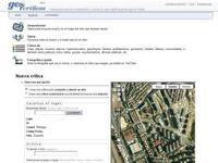 Geo-críticas, opiniones geolocalizadas de ciertos lugares