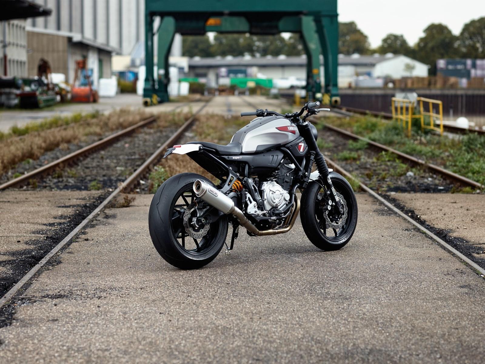 Foto de Yamaha XSR700 Super 7 by JvB-Moto (15/25)