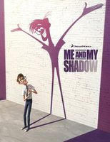 'Me and My Shadow', primer cartel de lo nuevo de DreamWorks Animation