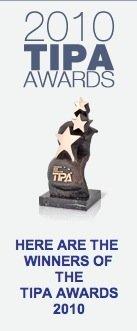 Premios TIPA 2010, los ganadores