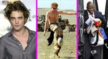 El príncipe Harry es el hombre más guapo del mundo