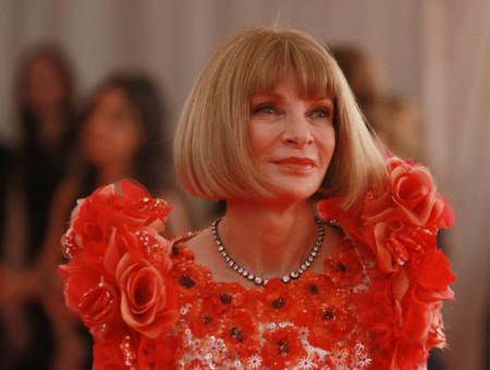 Anna Wintour, la todopoderosa británica de Nueva York, pisará España en los próximos días. ¿Habrá quedado con Amancio?