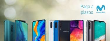 Qué móvil comprar a plazos en Movistar: los mejores smartphones entre 150 y 350 euros